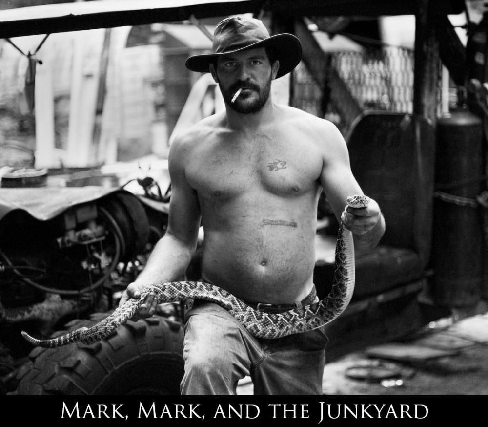Mark Mark