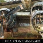 Airplane Graveyard of St. Augustine, FL