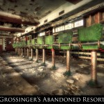 Modern Ruins – Grossinger's Resort