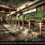 Modern Ruins – Grossinger's Resort