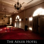 The Adandoned Hotel Adler – Sharon Springs NY