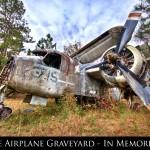 In Memoriam: The Airplane Graveyard