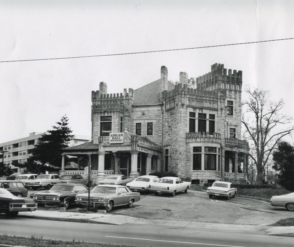 ashlar hall 1970 photo